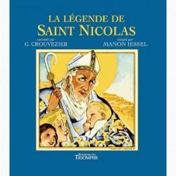 La légende de saint Nicolas - G. Crouvezier, M. Iessel