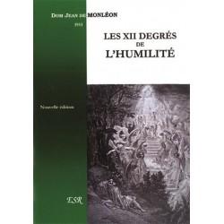Les II degrés de l'humilité - Dom Jean de Monléon