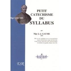 Petit catéchisme du Syllabus - Mgr Gaume