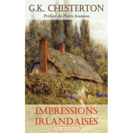 Impressions irlandaises - Gilbert-Keith Chesterton
