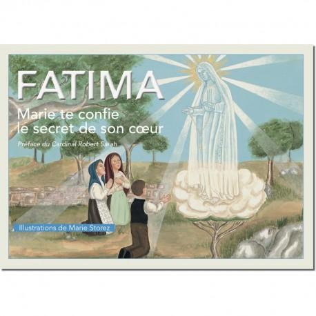 Fatima : Marie te confie le secret de son cœur - Élisabeth Tollet et Marie Storez