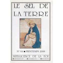 Le Sel de la Terre - n°64 - Printemps 2008