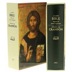 La sainte BIBLE d'après les textes originaux - A. Crampon