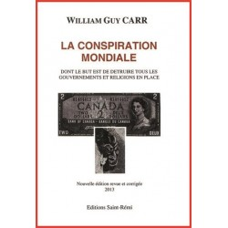 La conspiration mondiale - William-Guy Carr