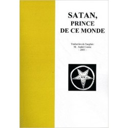 Satan, prince de ce monde -William-Guy Carr