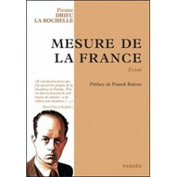 Mesure de la France - Pierre Drieu La Rochelle