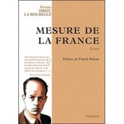 Mesure de la France - Pierre Drieu La Rochelle