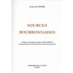 Sources  bourbonnaises - Louis de Condé