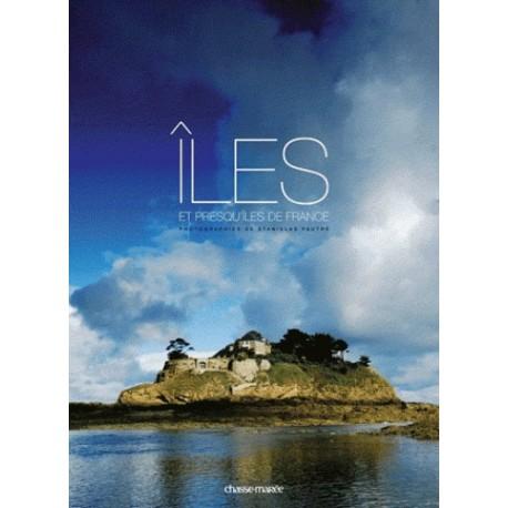 Îles et presqu'îles de France - Hervé Thébault