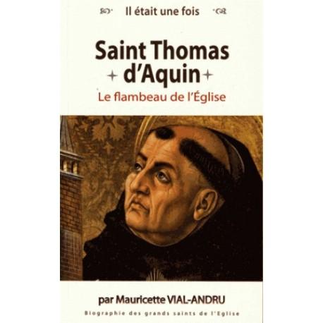 Saint Thomas d'Aquin - Mauricette Vial-Andru