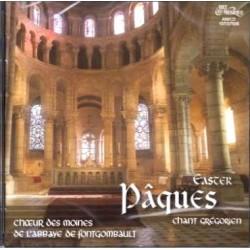 CD - Pâques - Choeur des moines de Fontgombault