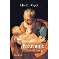 Neuvaine à saint Joseph - Marie Boyer