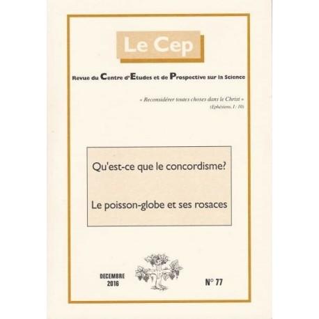 Le Cep n°77 - décembre 2016