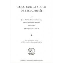 Essai sur la secte des illuminés - Jean-Pierre-Louis de Luchert