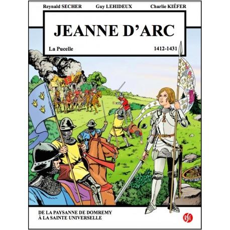 Sainte Jeanne d'Arc – Santa Joana Darc –  Vidéo en Français!! Bd-reynald-secher-jeanne-d-arc