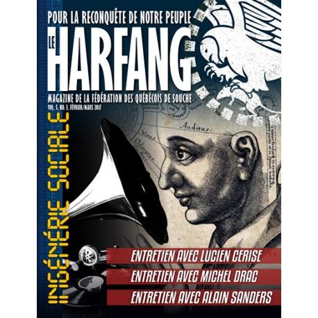 Le Harfang - février/mars 2017