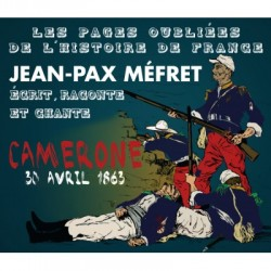 CD - Camerone - Jean-Pax Méfret