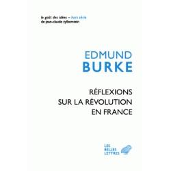 Réflexions sur la Révolution en France - Edmund Burke