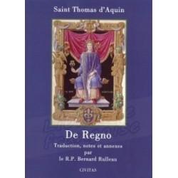 De Regno - Saint Thomas d'Aquin