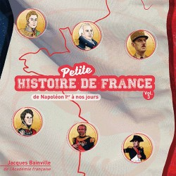 CD - Petite histoire de France - Vol. III