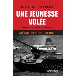 Mémoires de guerre - Aloysius Pappert TOME 1