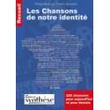 Les chansons de notre identité - Thierry Bouzard