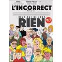 L'Incorrect - n°1