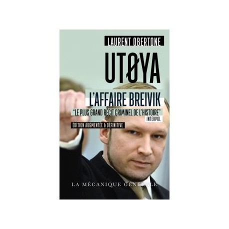 Utoya - Laurent Obertone