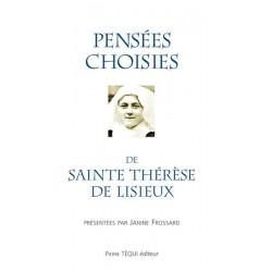 Penses choisies de Sainte Thérèse de Lisieux