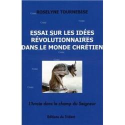 Essai sur les idées révolutionnaires dans le monde chrétien - Roselyne Tournebise