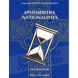 Éphémérides nationalistes - Emmanuel Ratier & Patrick Parment