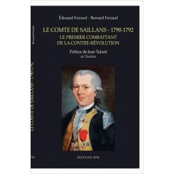 Le comte deSaillans - 1790-1792