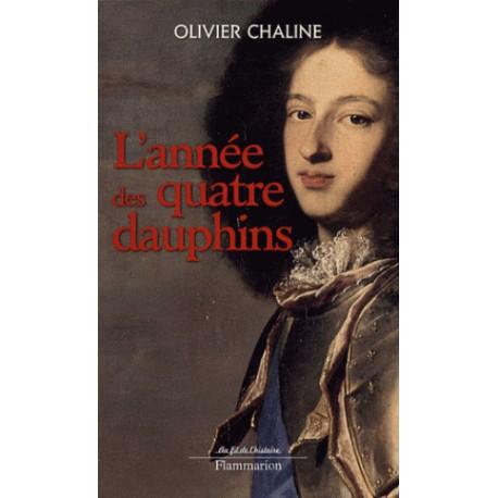 L'année des quatre dauphins - Olivier Chaline