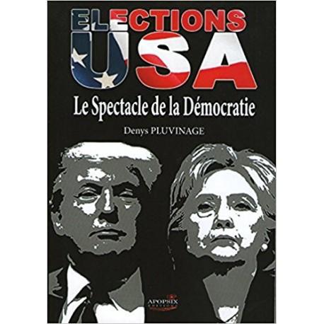 Elections USA le spectacle de la démocratie - Denys Pluvinage