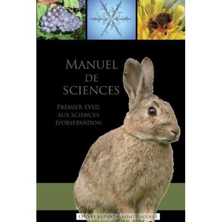 Manuel de sciences -Dominique Carcassone