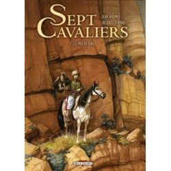 BD - Sept cavaliers - Tome 2 Le Prix du sang - Jean Raspail, Jacques Terpant