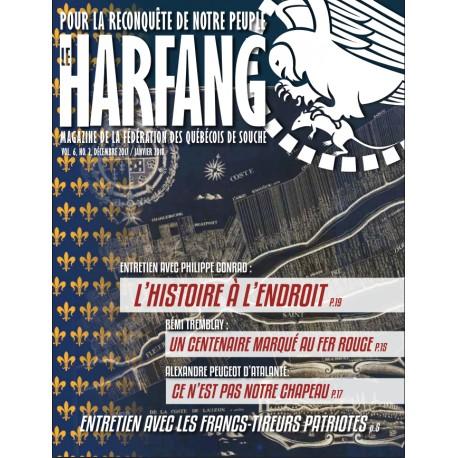 Le Harfang - vol 6 n°2 - Décembre 2017-Janvier 2018