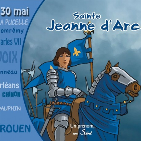 CD - Sainte Jeanne d'Arc