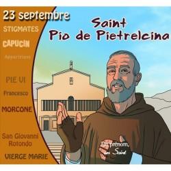 CD - Saint Padre Pio de Pietrelcina