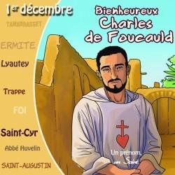 CD- Charles de Foucauld