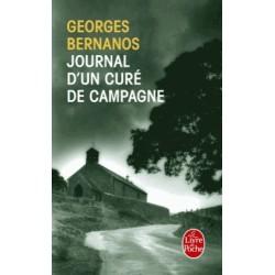 Journal d'un curé de campagne - Georges Bernanos (poche)