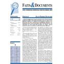 Faits & documents - n°445 - Du 15 au 31 janvier 2018