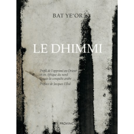 Le dhimmi - Bat Ye'Or
