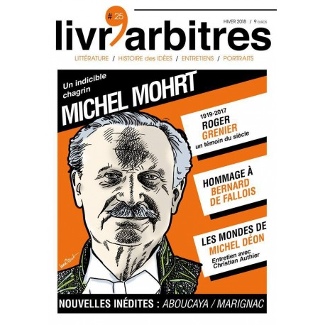 Livr'arbitres n°25 - Hiver 2018