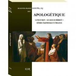 Apologétique - Auguste-Alexis Goupil, S.J.