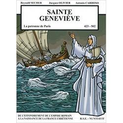 Sainte Geneviève, la patronne de Paris - Reynald Secher, Jacques Olivier, Antonio Cardoso