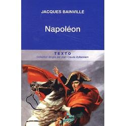 Napoléon - Jacques Bainville (poche)