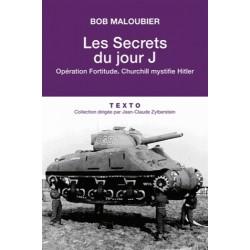 Les secrets du jour J - Bob Maloubier (poche)