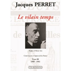 Le vilain temps- Jacques Perret