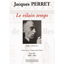 Le vilain temps- Jacques Perret